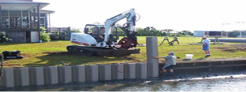 Expert Pvc Vinyl Sheet Pile Engineering Cebu B Amp G Vinyl